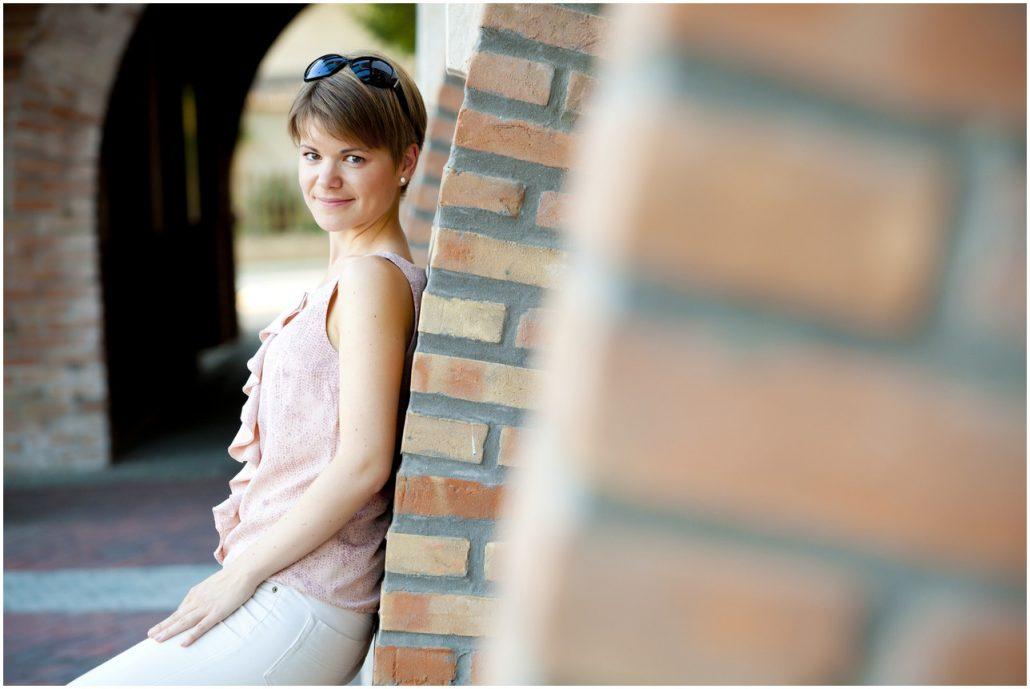 Sunny Photo portré